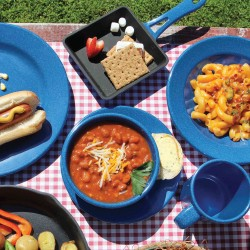 Base Camp- Premium Melamine Dinnerware