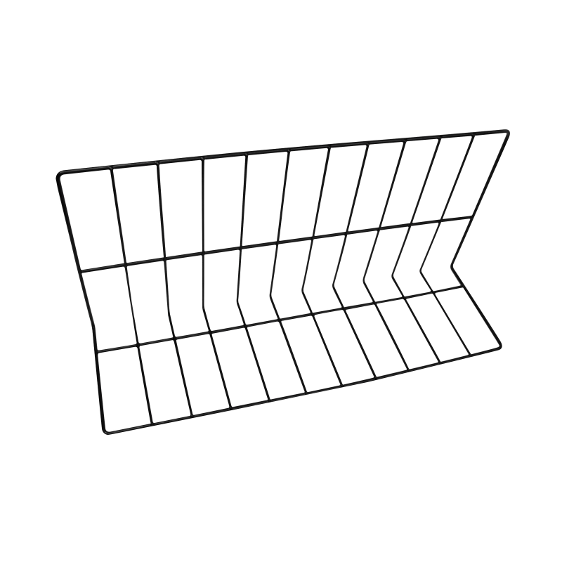 """W81226 Wire Divider Vinyl Coated 8"""" x 12"""" x 26"""" L"""