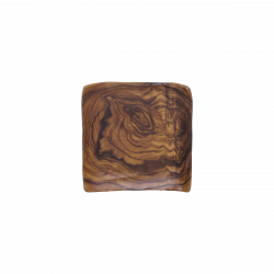 "D758SQ Sequoia™ Square Plate, 7 5/8"" sq. x 1 5/8"" h."