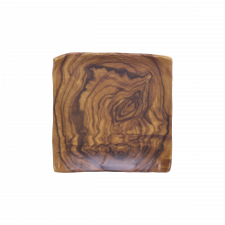 "D958SQ Sequoia™ Square Plate, 9 5/8"" sq. x 2 1/4"" h."