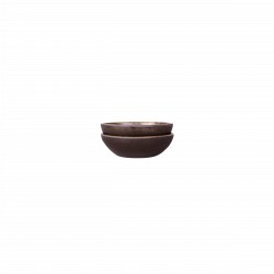 "D416RB Sequoia™ Round Bowl, 4 1/4"" dia. x 1 1/4"" h., 6 oz."