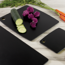 Black Serving Boards- Premium Melamine Serveware