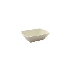 "ECO6552-PP - Greenovations Rectangular Bowl 6 ½"" x 5 ¼"" x 2"" h., 18 oz., Papyrus"