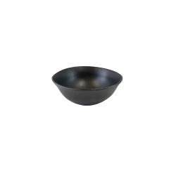 "ECO93-B - Greenovations Round Bowl 9 3/8"" dia. x 3"" h., 2.25 qt., Black"