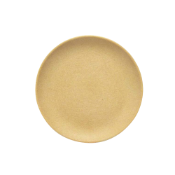 "ECO1111R-RT - Greenovations Round Plate 11"" dia. x 1"" h., Rattan"